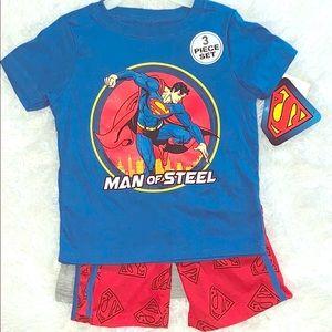 2/$15 DC Comics Superman 3-Piece Set
